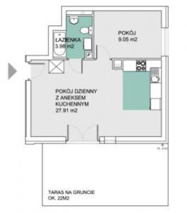 MDM mieszkanie