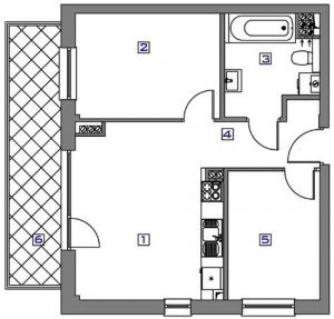 muchobór mieszkanie